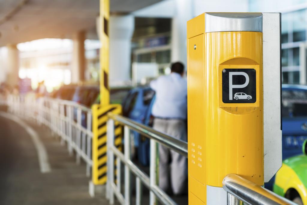 6+1 οδηγίες επιβίωσης για parking στο αεροδρόμιο Ελ.Βενιζέλος